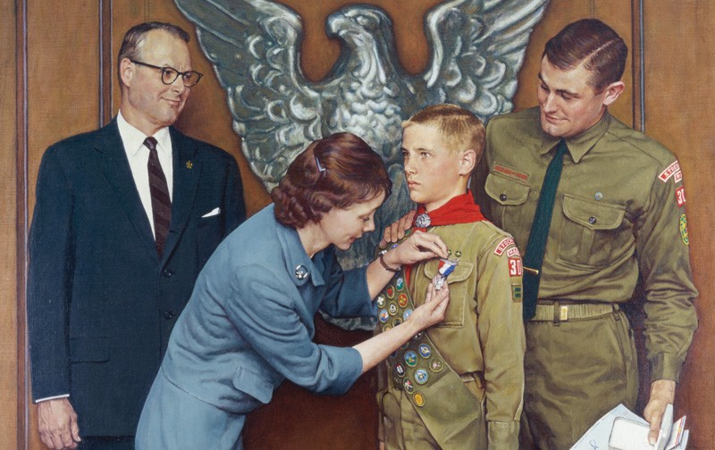 One Thing You May Not Know About Earning Eagle Scout Before 1965