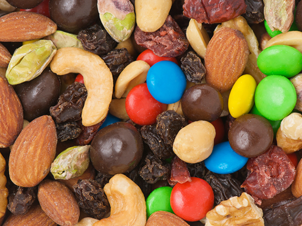 35 Trail Mix Ingredients Ranked from Best to Worst