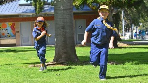 Cub Scout Pack of Girls Thinks Scouting is 'Awesome!'