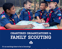 Chartered Organizations and Family Scouting