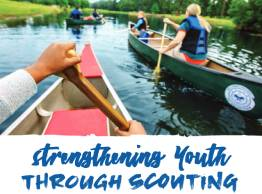 Strengthening Youth Through Scouting